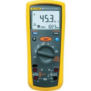 TFFフルーク(FLUKE) デジタル・マルチメーター付絶縁抵抗計(2レンジ) 1577|tokuemon