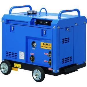 鶴見製作所(ツルミ) 高圧洗浄機 エンジンシリーズ(防音タイプ) HPJ-5ESM|tokuemon