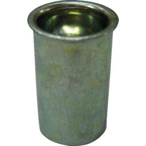 ロブテックス(エビ) ナット Kタイプ アルミニウム 8−4.0 (500個入) NAK840M|tokuemon