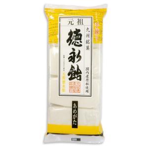 徳永飴(あめがた)8枚 −3袋セット|tokunagaame