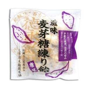 麦芽糖練り飴(唐芋)80g|tokunagaame