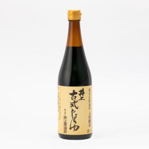 しょうゆ「井上古式じょうゆ」720ml 本醸造 井上醤油店/島根県|tokuriya
