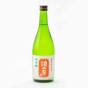 ええとこどり 純米 火入 浪乃音酒造 720ml 日本酒/滋賀県 浪の音 tokuriya