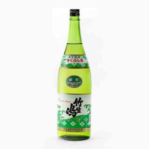 竹生嶋 銀紋 火入 吉田酒造 1.8L 1800ml 日本酒/滋賀県 tokuriya