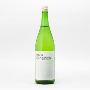 笑四季 Sensation 白ホワイト 火入 笑四季酒造 1.8L 1800ml 日本酒/滋賀県 【要冷蔵:4月から10月冷蔵便配送】|tokuriya
