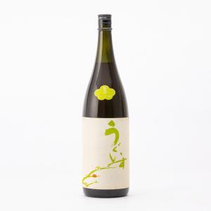 特選梅酒「庭のうぐいす うぐいすとまり」山口酒造場/福岡県 1.8L 1800ml|tokuriya