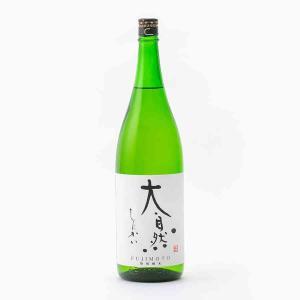 神開「大自然」純米 火入 藤本酒造 1.8L 1800ml 日本酒/滋賀県|tokuriya