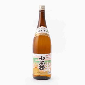 七本鎗 上撰 火入 冨田酒造 1.8L 1800ml 日本酒/滋賀県 七本槍|tokuriya