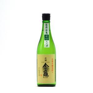 長寿金亀 緑60 純米吟醸 火入 岡村本家 720ml 日本酒/滋賀県|tokuriya