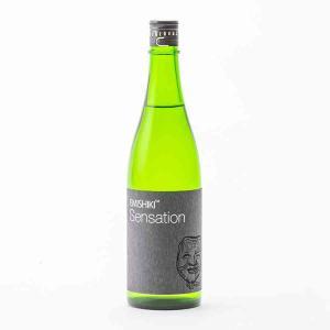 笑四季 Sensation 黒ブラック 火入 笑四季酒造 720ml 日本酒/滋賀県|tokuriya