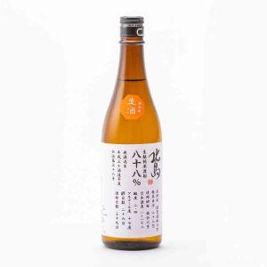 北島 きもと純米 渡船88 生原酒 北島酒造 720ml 日本酒/滋賀県 【要冷蔵:4月から10月冷蔵便配送】|tokuriya