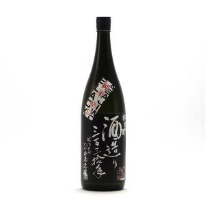 浅茅生 純米 辛口ブラック 火入 平井商店 1.8L 1800ml 日本酒/滋賀県 tokuriya