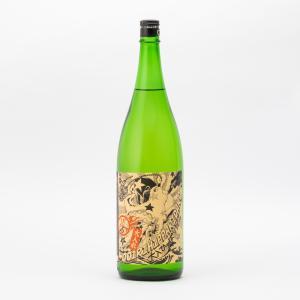 北島 「大入ひっぱりだこ」純米吟醸 玉栄55 火入 北島酒造 1.8L 1800ml 日本酒/滋賀県|tokuriya