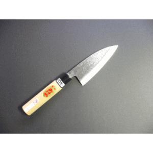 おけや アジ切り包丁(ツチ目) 105mm 片刃|tokusan55