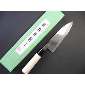播州三木 出刃包丁 165mm TD401B|tokusan55