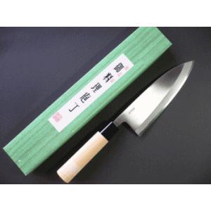 播州三木 出刃包丁 180mm TD401C|tokusan55