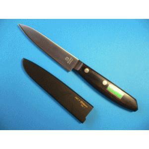 ミソノ 果物ナイフ 木サヤ付 105mm NO.1|tokusan55