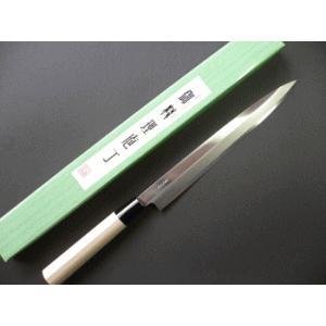 播州三木 刺身包丁(正夫・柳刃包丁)240mm TS501B|tokusan55