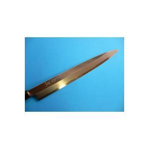 霞(カスミ)仕上刺身包丁(正夫・柳刃包丁)240mm「三木特撰」TS502C|tokusan55|02