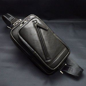 HAMILTON/ハミルトン 馬革 レザー ワンショルダーバッグ メンズ 【平野鞄】16375|tokusenya