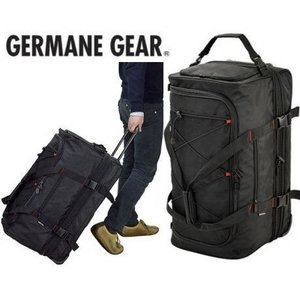 GERMANE GEAR/ジャーメインギア トロリーボストン2室式 トラベルバッグ 15177 tokusenya