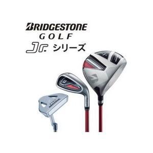 BRIDGESTNE GOLF/ブリヂストンゴルフ Jr.SERIES ジュニア用ゴルフ4本セット TYPE130(推奨身長130cm前後) tokusenya