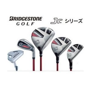BRIDGESTNE GOLF/ブリヂストンゴルフ Jr.SERIES ジュニア用ゴルフ7本セット TYPE150(推奨身長150cm前後) tokusenya