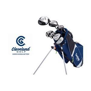 クリーブランド/CleveLand ジュニア用7本ゴルフクラブセットキャディバッグ付 tokusenya