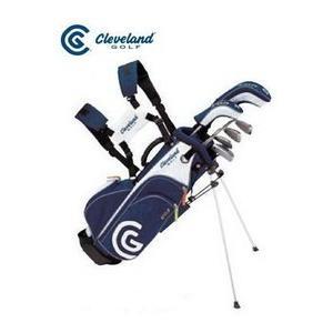 クリーブランド/CleveLand ジュニア用6本ゴルフクラブセットキャディバッグ付 tokusenya