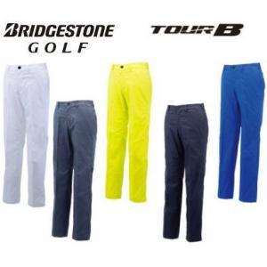 ブリヂストン ゴルフ/BRIDGESTONE GOLF ノータックストレートパンツ FGM01K|tokusenya