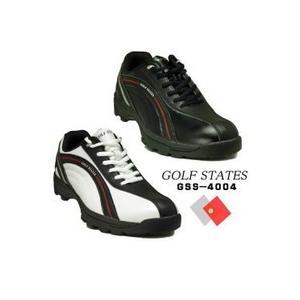 ゴルフステーツ 4WDスパイクレス ゴルフシューズ GSS4004