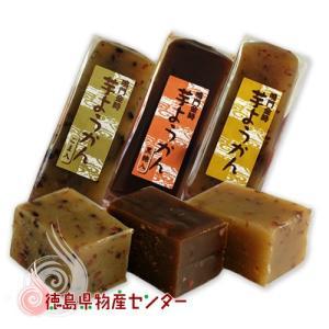 栗尾商店 鳴門金時芋ようかん 食べ切りスティックタイプ(3種の味から選べます)|tokushima-shop