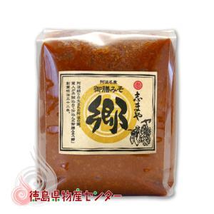 御膳みそ1Kg【志まやの健康自然味噌】|tokushima-shop