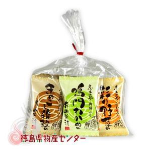 志まや味噌のちょっと贅沢な即席みそ汁!3種6個の袋入り tokushima-shop