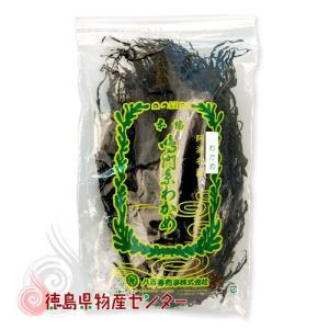 鳴門産糸わかめ100g袋入 八百秀商事(乾燥 鳴門わかめ) 国産 徳島県産|tokushima-shop