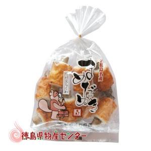 谷ちくわ商店の豆だぬき8個入り(徳島名産 小松島の竹ちくわミニ)|tokushima-shop