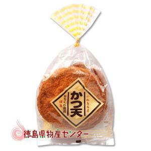 かつ天3枚入(小松島名物!谷ちくわ商店の徳島名産フィッシュカツ)|tokushima-shop