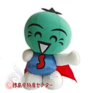 すだちくんマスコット人形【徳島県イメージキャラクター】 tokushima-shop
