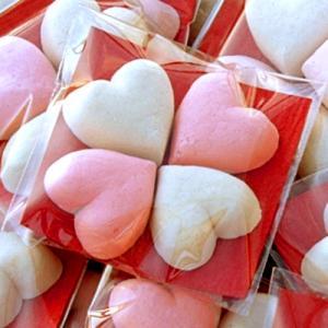 幸せを呼ぶハートの和三盆4粒入♪《四つ葉のクローバー仕立て》ブライダルギフトに最適♪プチギフト 内祝い|tokushima-shop
