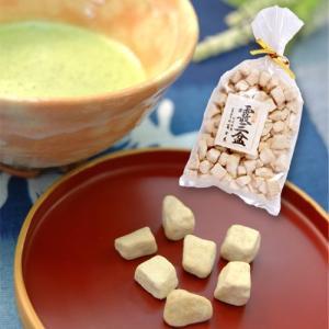 和三盆《霰三盆》100g袋詰め 干菓子/砂糖/お茶請け/徳島名産/内祝い|tokushima-shop