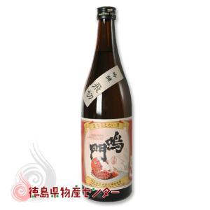 鳴門鯛 吟醸 飛切(とびきり)720ml (徳島の地酒)※クリアカートンになります|tokushima-shop