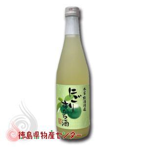 にごりすだち酒 500ml(徳島の地酒)【12本(1ケース)以上買うと送料無料!】|tokushima-shop