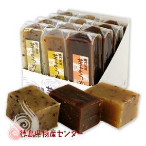 栗尾商店 鳴門金時芋ようかん 食べ切りスティック12入(箱入の種類が選べます)|tokushima-shop
