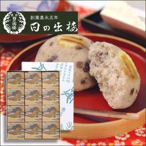 和風蒸し菓子 文化の森 12入|tokushima-shop