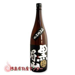 本格!鳴門金時芋焼酎 黒眉山1800ml一升瓶【徳島の地酒】|tokushima-shop