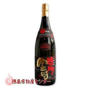 本格芋焼酎 鳴門金時 25°1800ml 一升瓶【徳島の地酒】|tokushima-shop