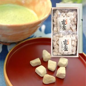 和三盆《霰三盆》200g化粧箱入/干菓子/砂糖/お茶請け/徳島名産/内祝い|tokushima-shop