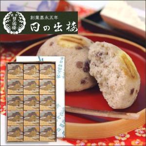 和風蒸し菓子 文化の森 15入|tokushima-shop