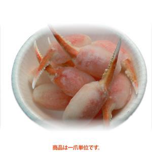 ボイルずわいがに蟹爪(一本爪) 3L 一爪(約25g)|tokushou