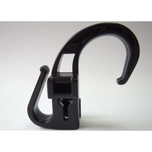 NIFCO ニフコ  BHK1 プラスチック フック  直径約3.5〜5mm用   自転車カゴカバーひものフックに|tokushu-sozai